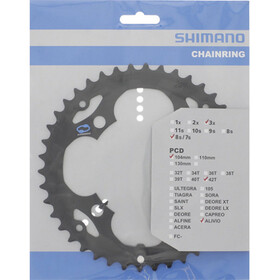 Shimano Alivio FC-M415 Chain Ring 7/8-speed black